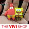 2014Newest styles Genuine fashion 4gb 8gb 16gb 32gb 64gb G Cartoon Sponge Bob USB Flash pen Drive disk Memory Sticks big star