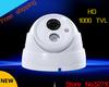 Night Vision Surveillance dome camera Outdoor/Indoor Waterproof HD 1000 TVL security SONY CCD IR surveillance CCTV Camera