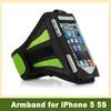 2 Piece Bracadeira Para Celular New Sport Running Mesh Gym Armband Case Cover suporte para celular braco for iPhone 5 5S