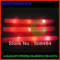 free shipping 4*48cm one mode 100pcs/lot red steady led foam stick foam glow stick led light stick for Christmas