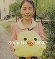 J2 Novelty item yellow duck chick hand warmer doll kawaii rilakkuma plush hand warmer pillow