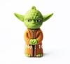 New star wars green yoda model usb 2.0 8GB/16GB/32GB/64GB memory flash stick pendrive/gift/disk/car
