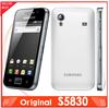 "S5830 Original Samsung Galaxy Ace Mobile phone 3.5"" Android 5MP WIFI GPS Multi-language Refurbished 1 year warranty"