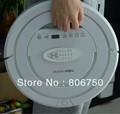 Free Shipping 2014 Newest TOP-Grade Auto Vacuum Cleaner Robot,Ultrasonic Wall,Schedule,2pcs side brush,V-shaped rolling brush