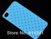 Fashion Luxury Crystal Rhinestone Bling Diamond Star Back Case Skin For iphone 4 4G 4S Case