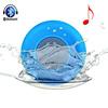 Portable Mini Waterproof Wireless Bluetooth 3.0 Showerd Speaker Shower Car Handsfree Speakers Receive Call & Music Suction Phone