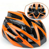Cycling Bicycle Helmet BMX Bike adjust Safety Helmet orange