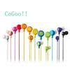 New 2014 New Black 3.5mm In ear headphones earphone earbud headset headphone for PC Laptop MP3 MP4 10681