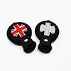 2PCS Silicone Key Remote Fob Key Cover FIT Mini cooper JCW 08-ON R55 R56 R57 R58 R59 R60