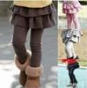 gaga deal,girls winter skirt Girls' Leggings. Children's skirt. Girls Skirt-pants .kids leggings for girls