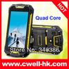 Free Shipping! original Snopow M8 IP68 rugged Waterproof phone Android PTT twoway Radio Walkie talkie MTK6589 GPS 3G Runbo X6