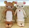 J2 SAN X Rilakkuma 95cm Long Plush stuffed animal bear plush toy cushion pillow toys for girls, Free shipping
