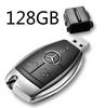 2014 Best wholesale 64GB 32GB 16GB 8GB 128MB Cool gift car key drive pen stick disk usb 2.0 usb flash drive flash memory drive