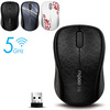 Hot Sale Rapoo 3100P 5GHz Wireless Mouse USB Wireless Optical Mouse Portable Wireless Game Mouse for Desktop Laptop Computer