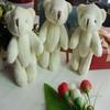 Free shipping Wholesales 20pcs/lot lovely mini teddy bear toys,H=15cm cartoon Plush dolls teddy bear