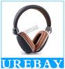 Luxury HD Headphone with microphone for  iphone samsung Stereo Bass Studio headphone Earphones  Hifi Headset Free shipping