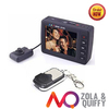 """2.5"""" LCD Angel Eye Mini Video Recording System Button camera DVR Video Recorder Camera with a 1.8mm wide angle 170 lens for free"""