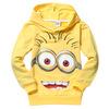 1pcs/lot 2014 despicable me 2 minion boys t shirt girls nova t-shirts kids children t shirts child Autumn hoodies Tops & Tees 2#
