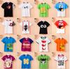 2014 new kids clothes boys girls  t shirt Multicolor optional Children clothing t shirts /children's t-shirt / children t shirt