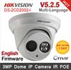 Original Hikvision ip  camera DS-2CD3332-I Network HD IP Camera  POE 3MP dome ip camera  1080P