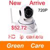 Promotiom the lowest ip camera 720P HD Support TF-Card  Plug&Play wireless ptz mini cctv wireless camera price1.0 Megapixel