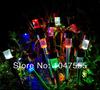 Stainless steel solar lawn lights outdoor garden lighting control / Garden Ornaments