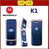 K1 Unlocked Original MOTOROLA KRZR K1 Mobile Phone Bluetooth 2MP Camera Cheap Cell phone Russian keyboard refurbished