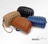 2014 spring and summer Fashion PU Rivet Rivet skull clutch small handbag , messenger bag, shoulder bag, bag-014