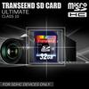 Memory card 32gb class 10 sd card 128 MB 8GB 16GB 64GB Transflash SDHC TF Card flash USB memory+sd card adapter