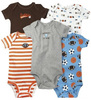 WD0088, baby romper short sleeve cotton infants boys girls carters baby wear jumpsuits clothing set body suits