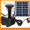 Strong Stability Mini Solar Powered Fountain Solar Decorative Water Pump for Garden Plants Pond Pool Rockery Watering Kit