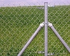 Hot-dipped Galvanized Chain Link Fence ( Strainer Post )