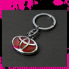 New Metal Alloy Car Keyring KeyChain Toyota Emblem Badge For Toyota Rav4 Corolla Camry Avensis Yaris