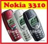 Original Nokia 3310 Unlocked Mobile Phone