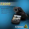 2014 New Dashboard Camera Mini Car DVR Ambarella 1080P Full HD  Video Recorder H.264 140 degree H.264 HDMI Night version Russian