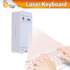 Full Size Wireless Bluetooth Virtual Laser Projection Keyboard English Ultra Portable Mini Keyboard For lenovo iphone huawei