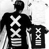 New 2014 Euramerican hip hop men women T-shirts pyrex XXIII skateboard Edison bosco men's cotton short sleeved T shirt