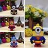 New Hot 1 pcs cartoon super heros minions usb 2.0 flash memory stick pendrive 4GB/8GB/16GB/32GB usb flash drive pen drive