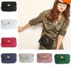 Free shipping 19 Colors New 2014 Leather Women's Messenger Bag Women Handbag Satchel Shoulder Cross Body Bag Purse Tote Bolsas