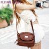 Flying birds!  2014 new free shipping casual all-match tassel zipper women bag women messenger bags shoulder bag LS1754