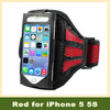 1 Piece New Neoprene Sports Gym Running Arm Band Armband Case Mobile Phone Bags & Cases Holder for iPhone 5 5S 5C
