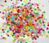 Free shipping!1000Pcs Mixed Resin Kawaii Flower Flatback Cabochon Scrapbooking Crafts Fit Phone Embellishment 5-6mm