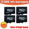 New TF Card 1GB 2GB 4GB 8GB 16GB 32GB micro sd card class 10+Adapter Free shipping memory card Flash Memory