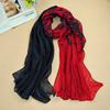 2014 new style fashion printe flower design hijab chiffon viscose long shawls/scarves.180*90cm.10pcs/lot.