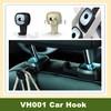 10 Pairs Car Hook Multi Purpose Car Universal Back Seat Hanger for Bags Coats Purses