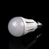 2pcs/lot 9W High Power Globe 18 SMD 5630 LED E27 Warm White Light Bulbs