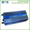Free Shipping 1000W Grid Tie Wind Inverter DC15-30V to AC110V or AC220V 1KW Pure Sine Wave Inverter for Wind Turbine