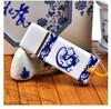 Chinese wind ceramic TRUE100% Flash Memory usb flash drives storage devices HOT Usb 2.0 128mb 2gb 4gb 8gb 16gb Usb Pendrive