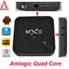 10pcs/lot Original MXIII XBMC TV Box 2G/8G Amlogic S802 Quad Core 4xCortex A9 Android 4.4 Dual Wifi 2.4G 5G Bluetooth 4K HDMI