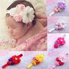 Headband hairband Baby Girls flowers headbands,kids' hair accessories Baby
